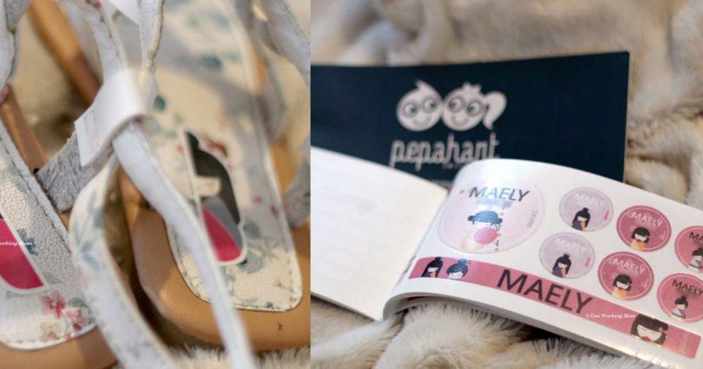 étiquettes personnalisées pour enfants